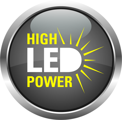 luxamed high led power