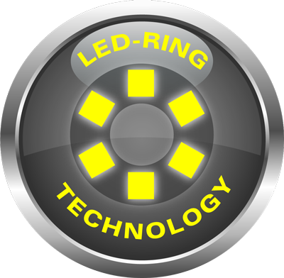 luxamed led ring technology