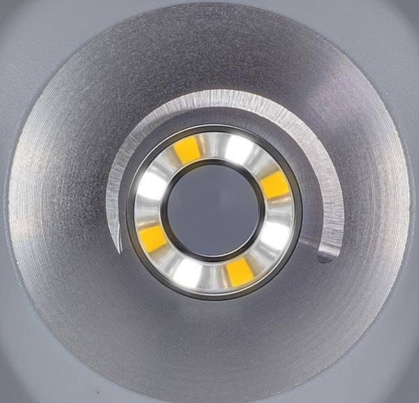 LuxaScope CCT Auris 2.5 V LED Ring